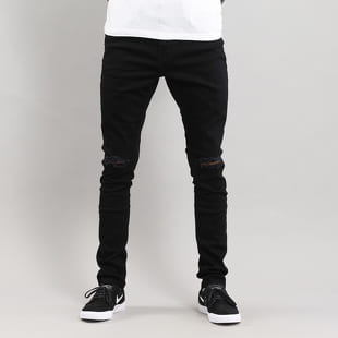 Urban Classics Slim Fit Knee Cut Denim Pant