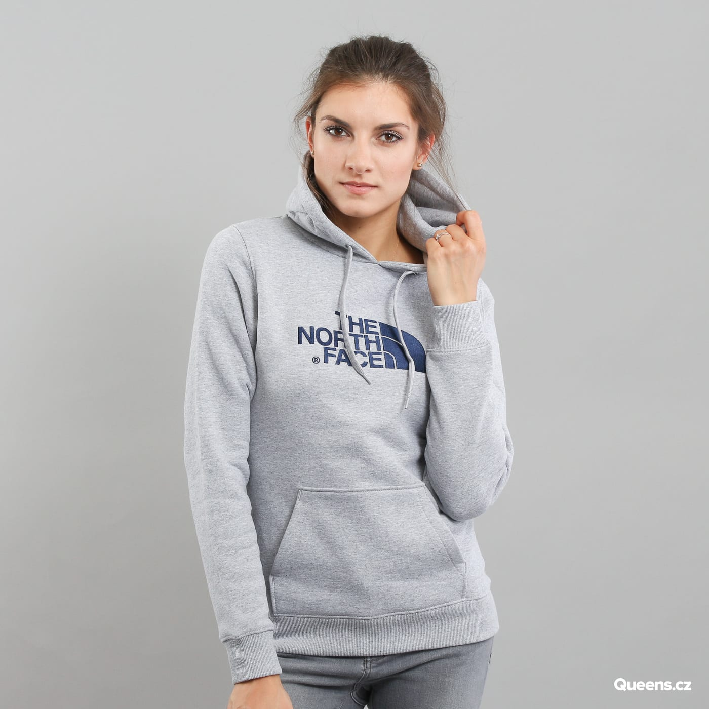 d msk mikina the north face w drew peak pull hoody t0a8mujbw queens. Black Bedroom Furniture Sets. Home Design Ideas