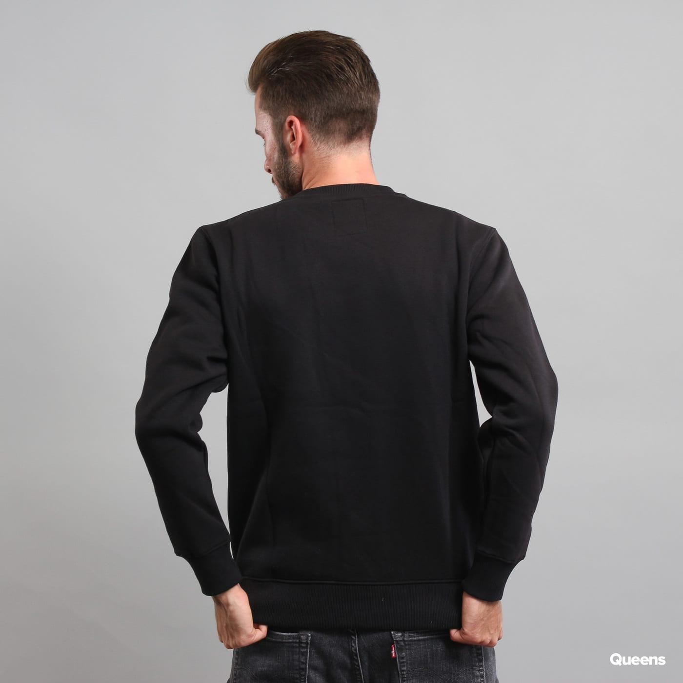 Alpha Industries Basic Sweater schwarz
