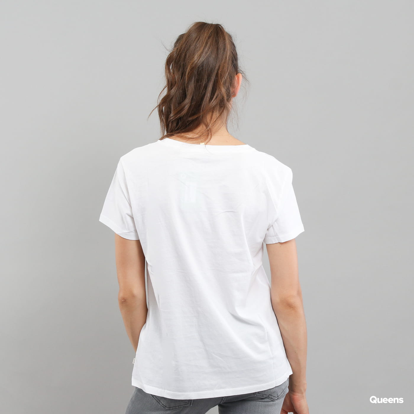 Levi's ® The Perfect Tee Sportswear Logo biele
