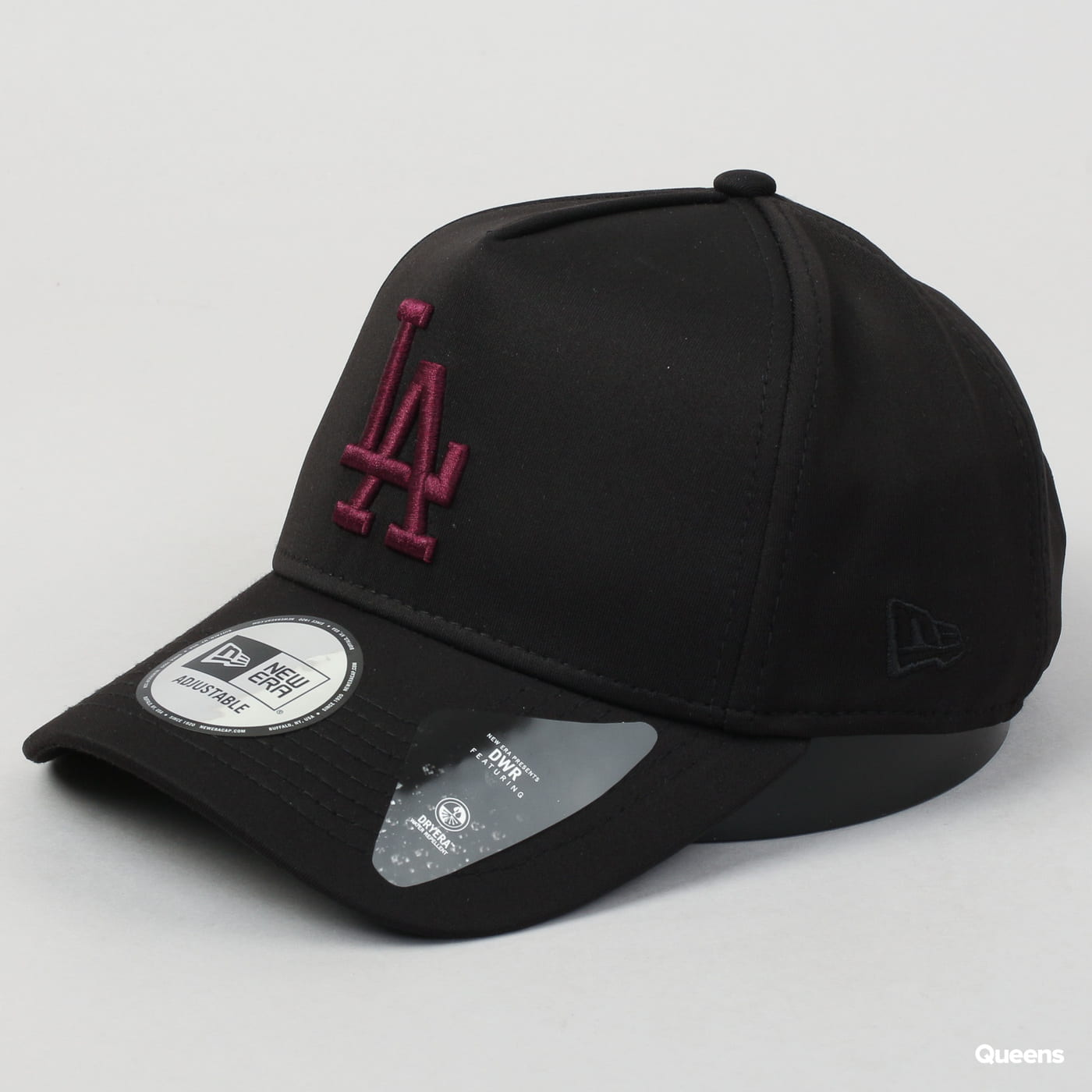 New Era 940 Jersey Tech Aframe LA čierna