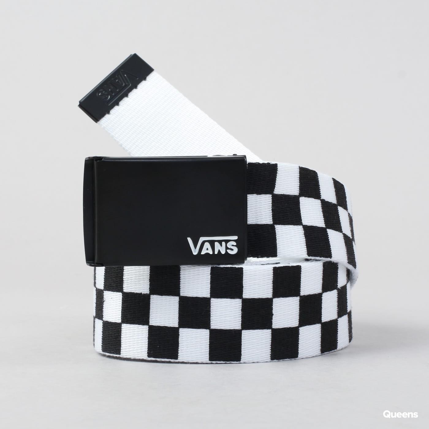 Vans Deppster II Web Belt schwarz / weiß