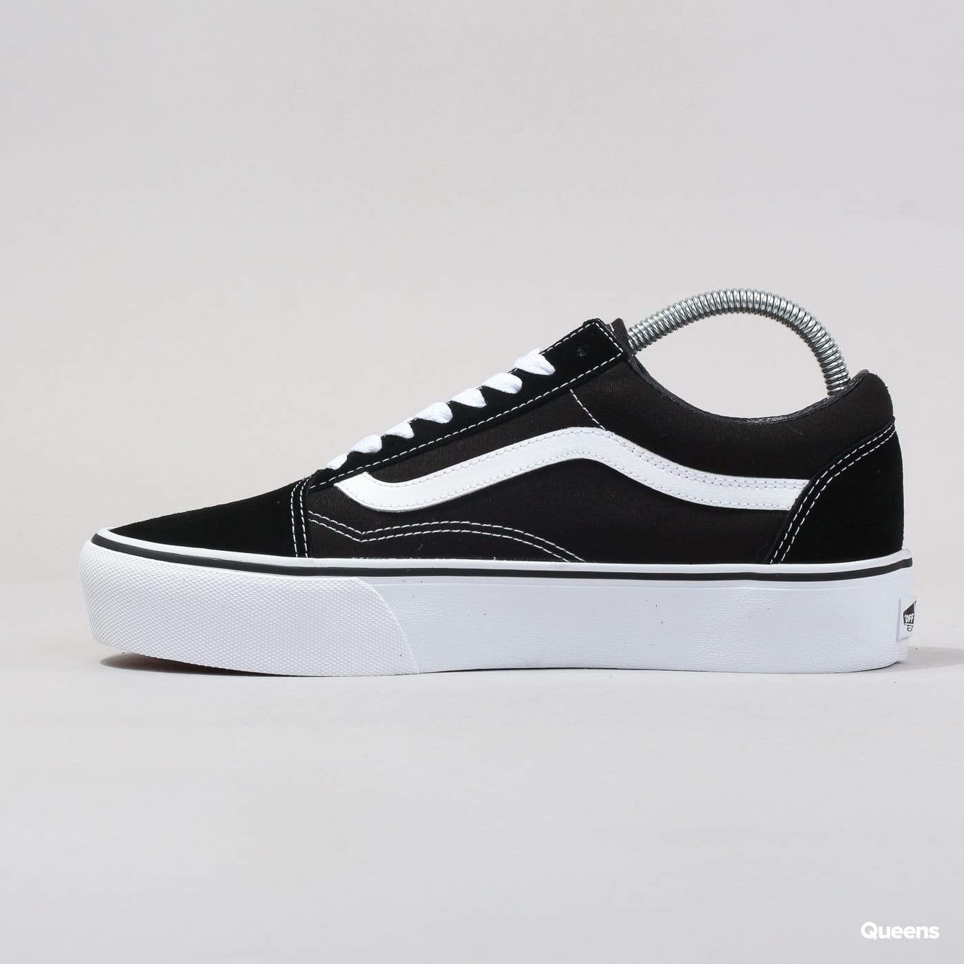 Vans Old Skool Platform black / white