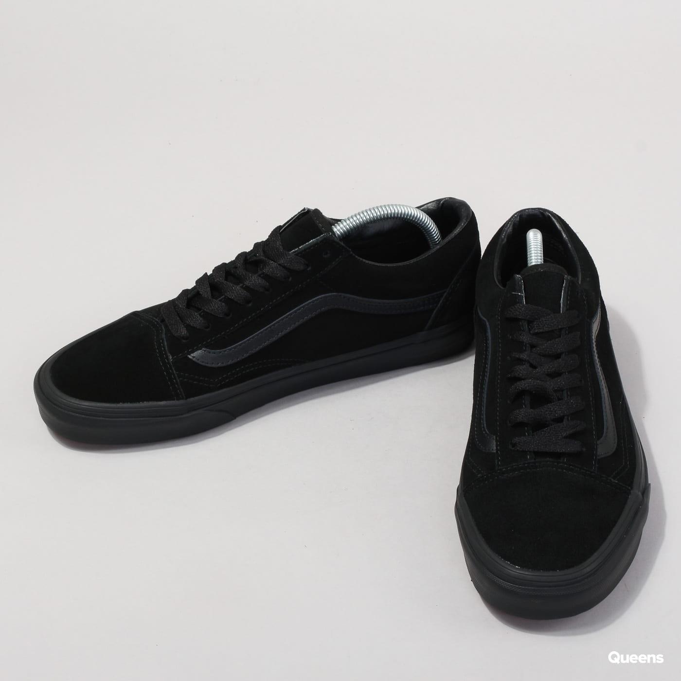 Vans Old Skool (suede) black / black / black