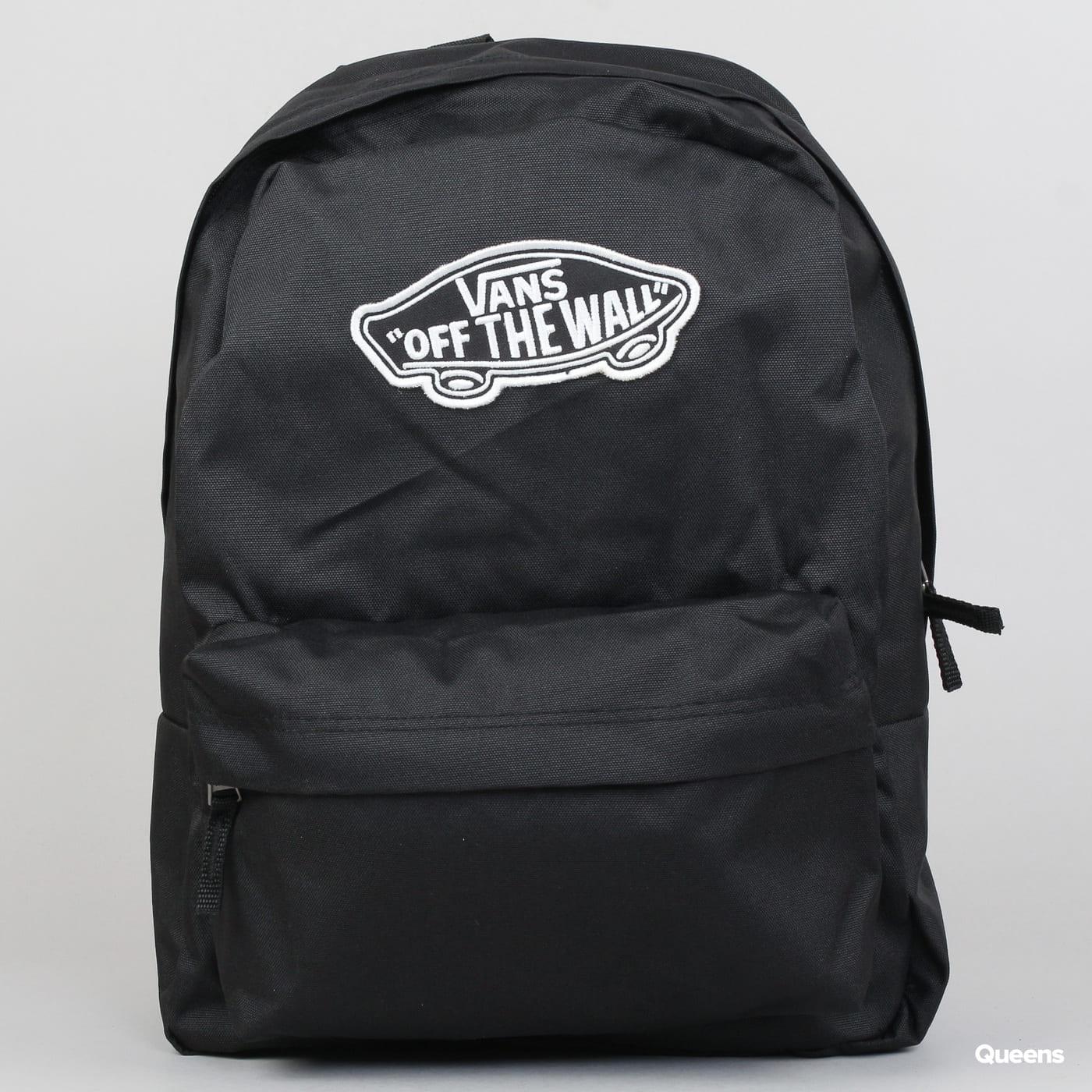 Vans Realm Backpack čierny