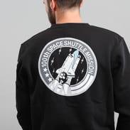 Alpha Industries Space Shuttle Sweater čierna