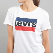 Levi's ® The Perfect Tee Sportswear Logo bílé