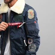 Alpha Industries Injector III Patch navy