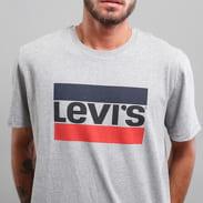 Levi's ® Sportawear Logo Graphic 84 melange šedé