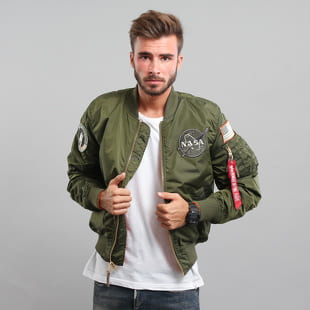 Alpha Industries MA - 1 VF NASA RP