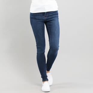 Urban Classics Ladies Skinny Denim Pants