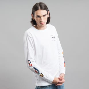 WOOD WOOD Han LS T-shirt