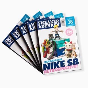 Sneaker Freaker Issue 38