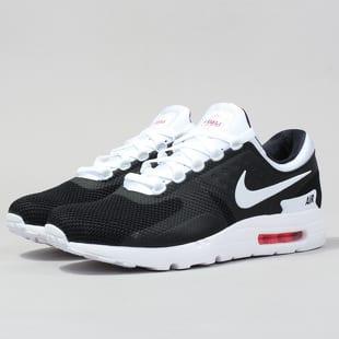 Nike Air Max Zero Essential black   white - white - solar red ef5b817ce8d