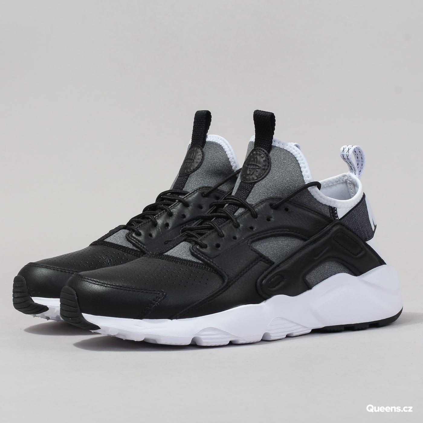Nike Air Huarache Run Ultra SE black / black - white