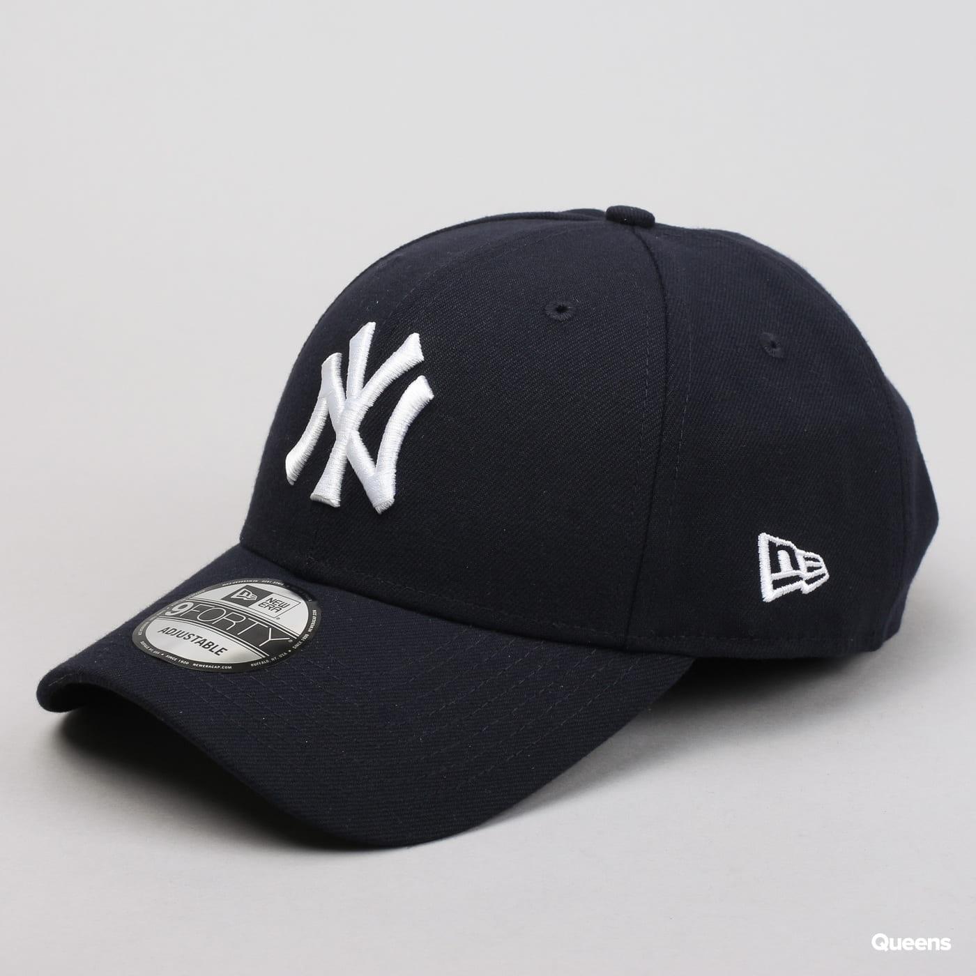 New Era 940 The League NY navy