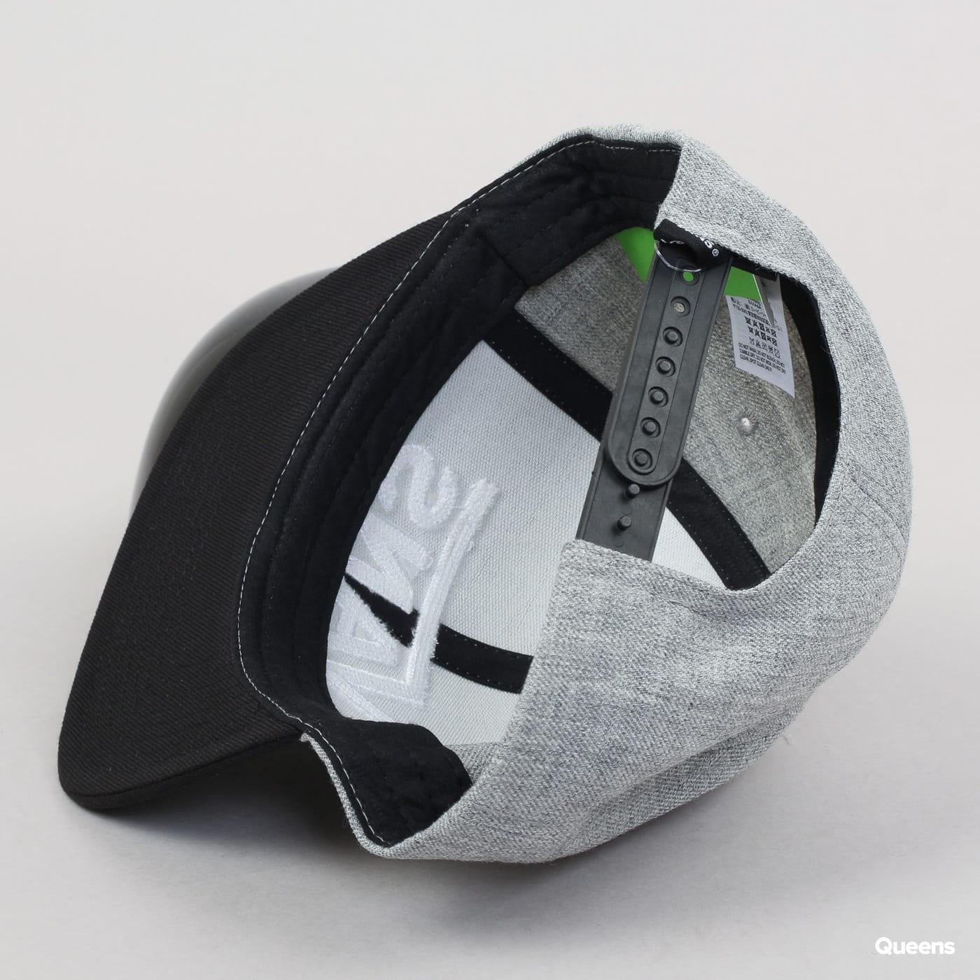 Vans MN Drop V II Snapback melange šedá / čierna