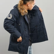 Alpha Industries Polar Jacket navy