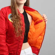 Alpha Industries WMNS MA - 1 VF NASA červená