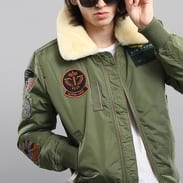 Alpha Industries Injector III Patch olive