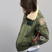 Alpha Industries Injector III Patch olivová