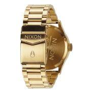 Nixon Sentry SS zlaté / černé
