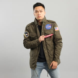 Alpha Industries M-65 Heritage NASA