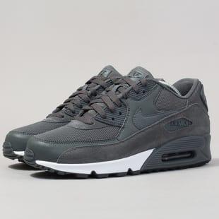 watch 1df95 f442b Nike Air Max 90 Essential dark grey   dark grey - black
