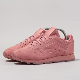 péndulo Delincuente pivote  Reebok Classic Leather Lace sandy rose / white (BS6523) – Queens 💚