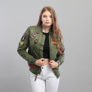 44994a683 Pánské a dámské bomber jackets Alpha Industries – Stránka č. 2 ...