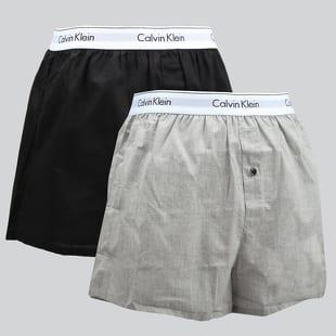 Calvin Klein 2 Pack Slim Fit Boxers C/O