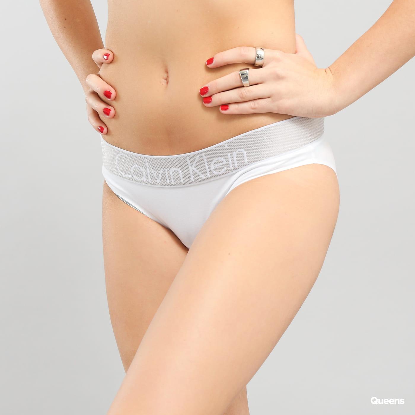 Calvin Klein Bikini - Slip biele
