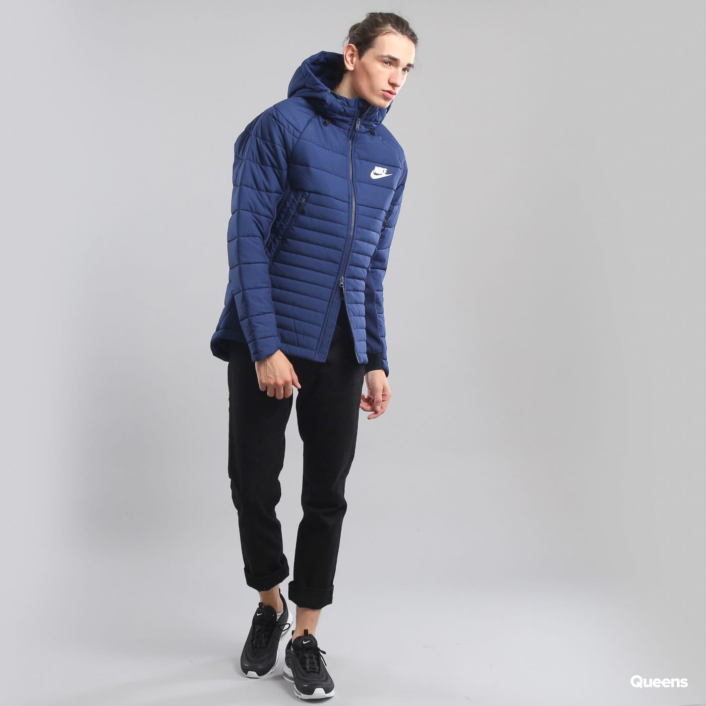 086799918 Nike M NSW Syn Fill AV15 Jacket HD navy
