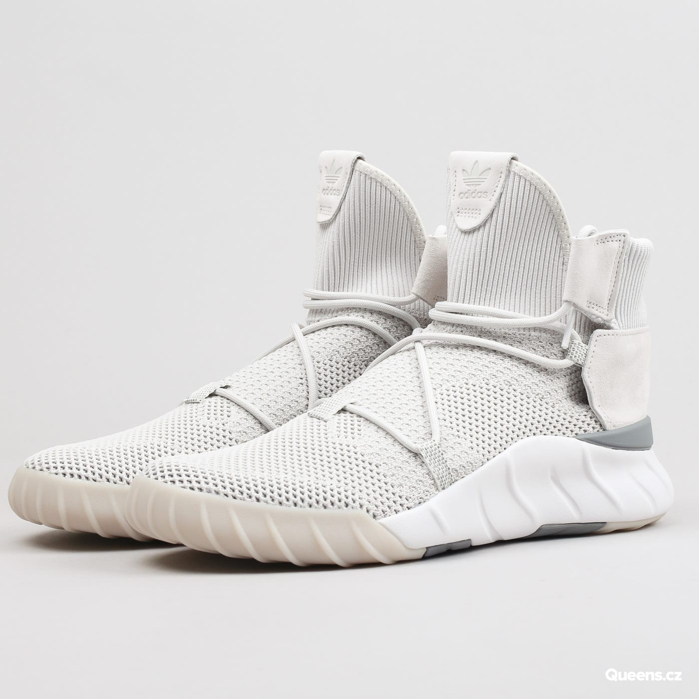 adidas Originals Shoes Tubular X 2.0 W Pearl Grey/Pearl Grey/Off