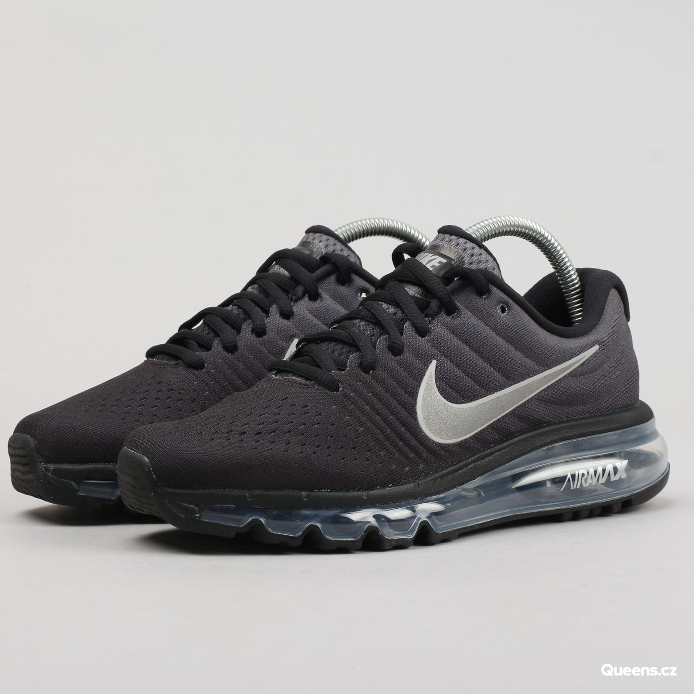 new styles d3c3a 4b3c0 Nike Air Max 2017 (GS) black / summit white - anthracite ...