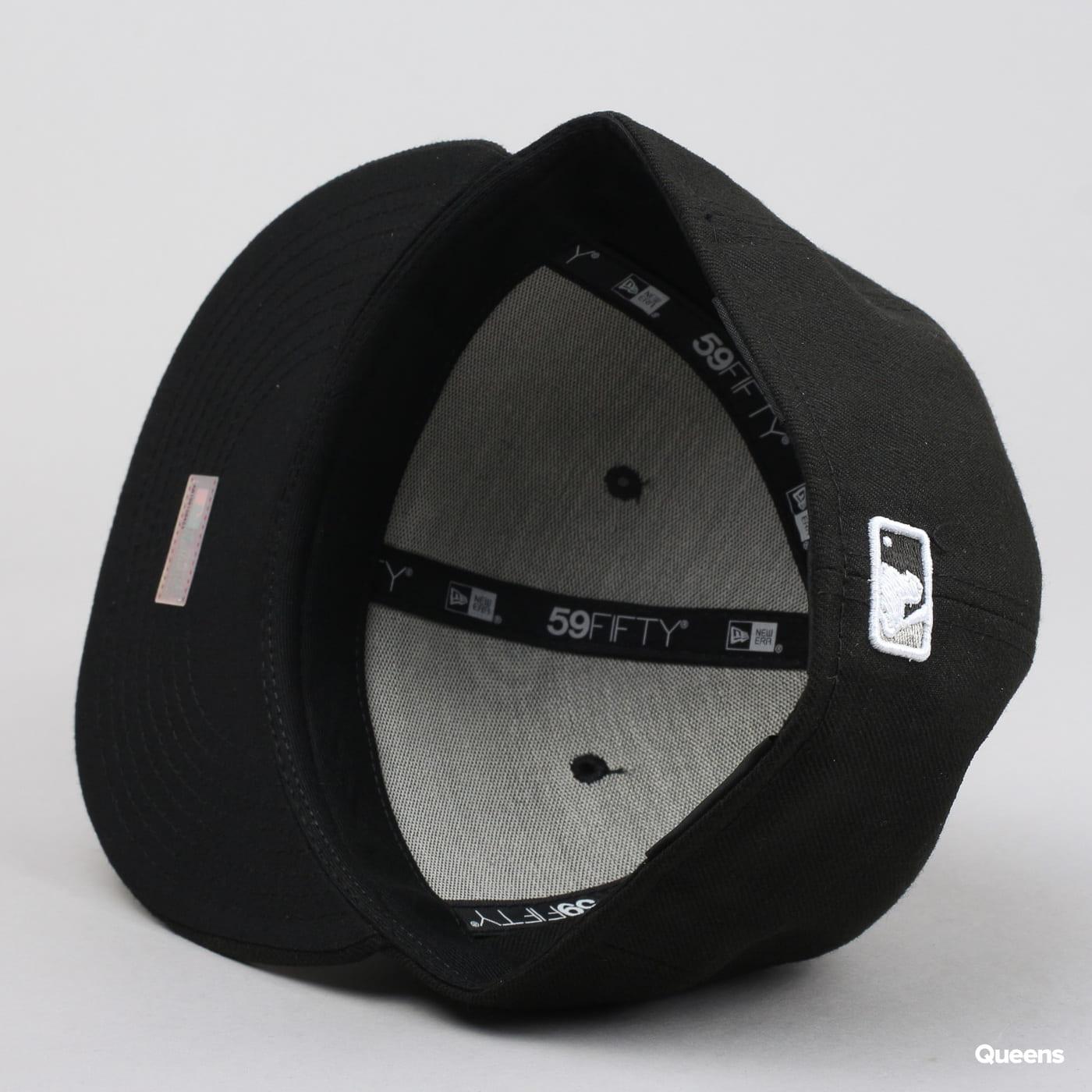 New Era 5950 Acperf Sox schwarz