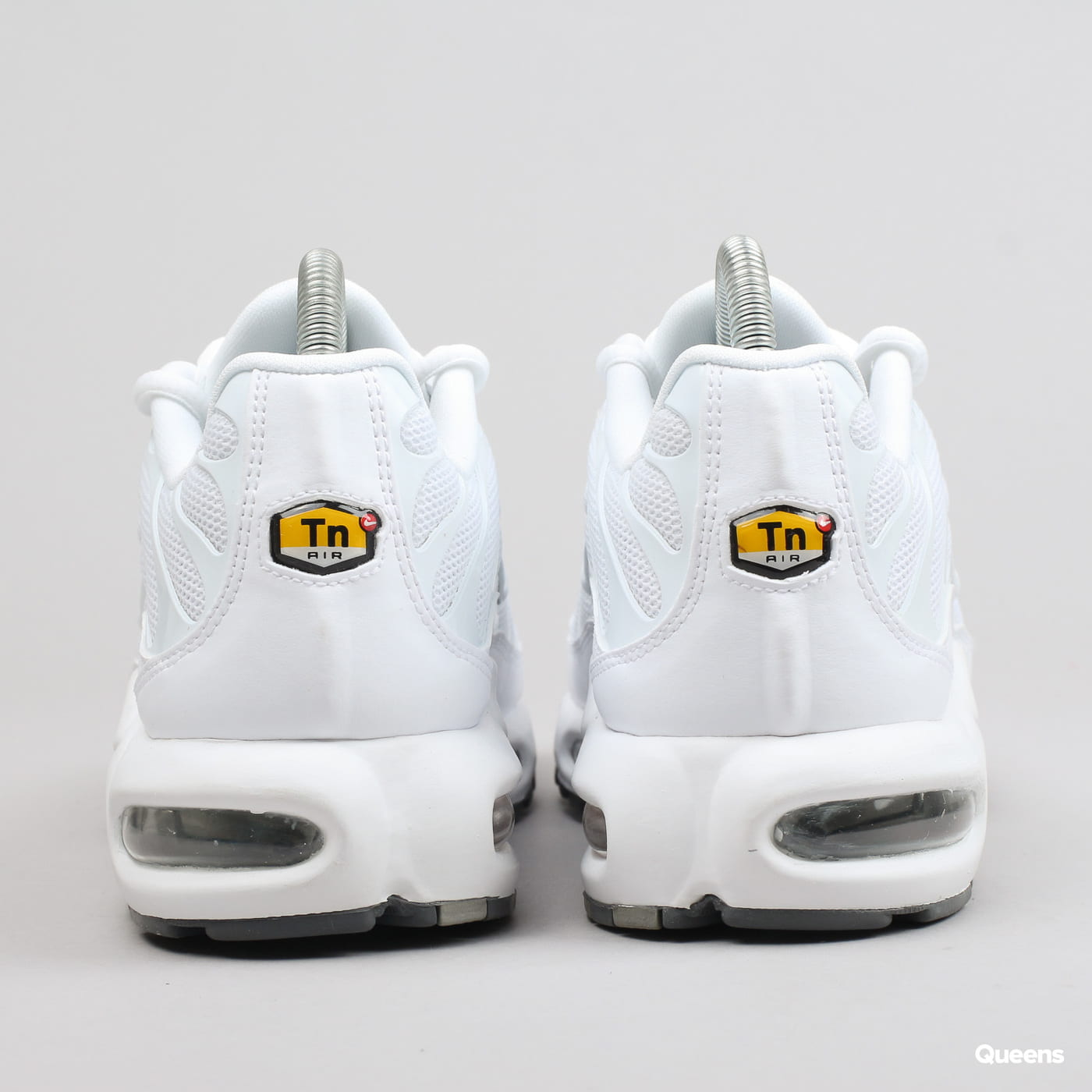 Nike Air Max Plus white / white - black - cool grey