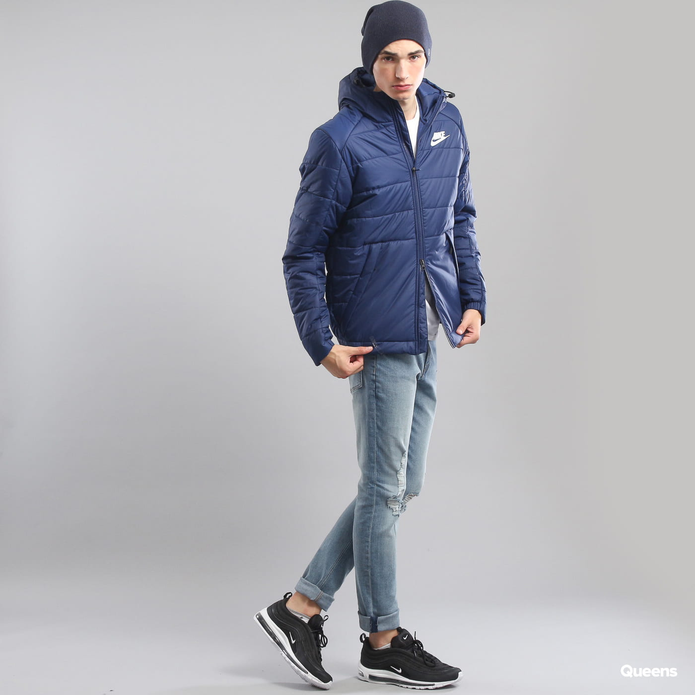 fd2fe1bc2 Nike M NSW Syn Fill Jacket HD navy