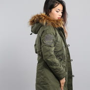 Alpha Industries Explorer Wmn olivová