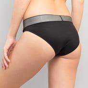 Calvin Klein Bikini - Slip čierne / béžové