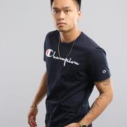 Champion Crewneck T-Shirt Marine
