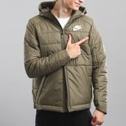 Nike M NSW Syn Fill Jacket HD olivová
