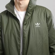adidas Long Down Parka olivová
