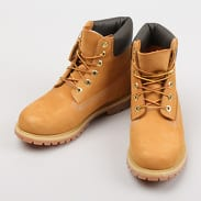 Timberland 6in Premium Boot - W wheat waterbuck