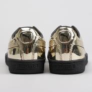 Puma Basket XL Lace Metal Wn's gold - gold