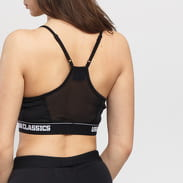 Urban Classics Ladies Sports Bra black