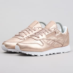 Reebok Classic Leather Melted Metal