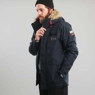 Pánská zimní bunda Helly Hansen Coastal 2 Parka – Queens 💚 389e3c8f0c