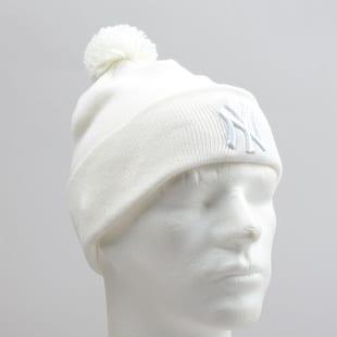 New Era WMNS Essential Bobble Knit NY