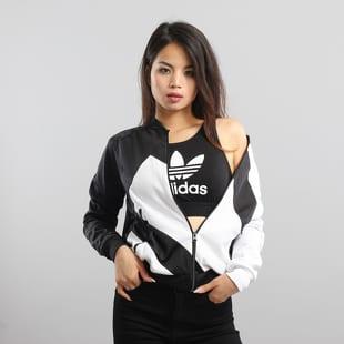 9a1cd072b Dámska mikina adidas EQT SST Track Jacket čierna / biela (BP5089 ...